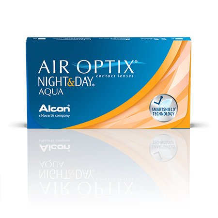 Air Optix Night and Day Aqua Contact Lenses
