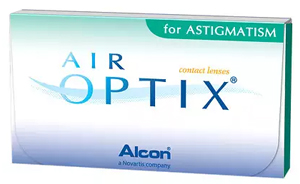 air optix for astigmatism contact lenses only 23 39 or lower