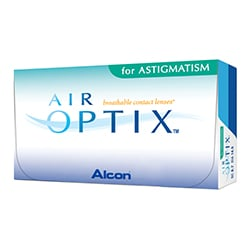 Air Optix for Astigmatism by Alcon Contact Lenses