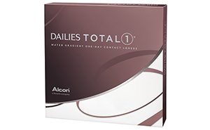 Dailies Total 1 (90 Pack) Contact Lenses