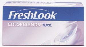 FreshLook ColorBlends Toric
