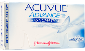 Acuvue Advance Toric (for Astigmatism)