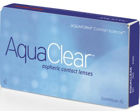 AquaClear Contact Lenses