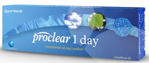 Proclear 1-Day 30 Pack