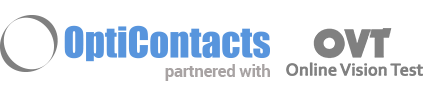 OptiContacts.com Logo