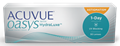 Acuvue Oasys 1-Day for Astigmatism with HydraLuxe