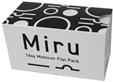 Miru 1-Day (Same as LensCrafters 1-Day Flat Pack)